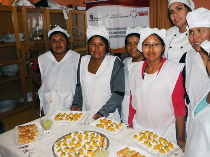 Empoderamiento y promoción de los derechos de las mujeres en situación de vulnerabilidad de Arequipa