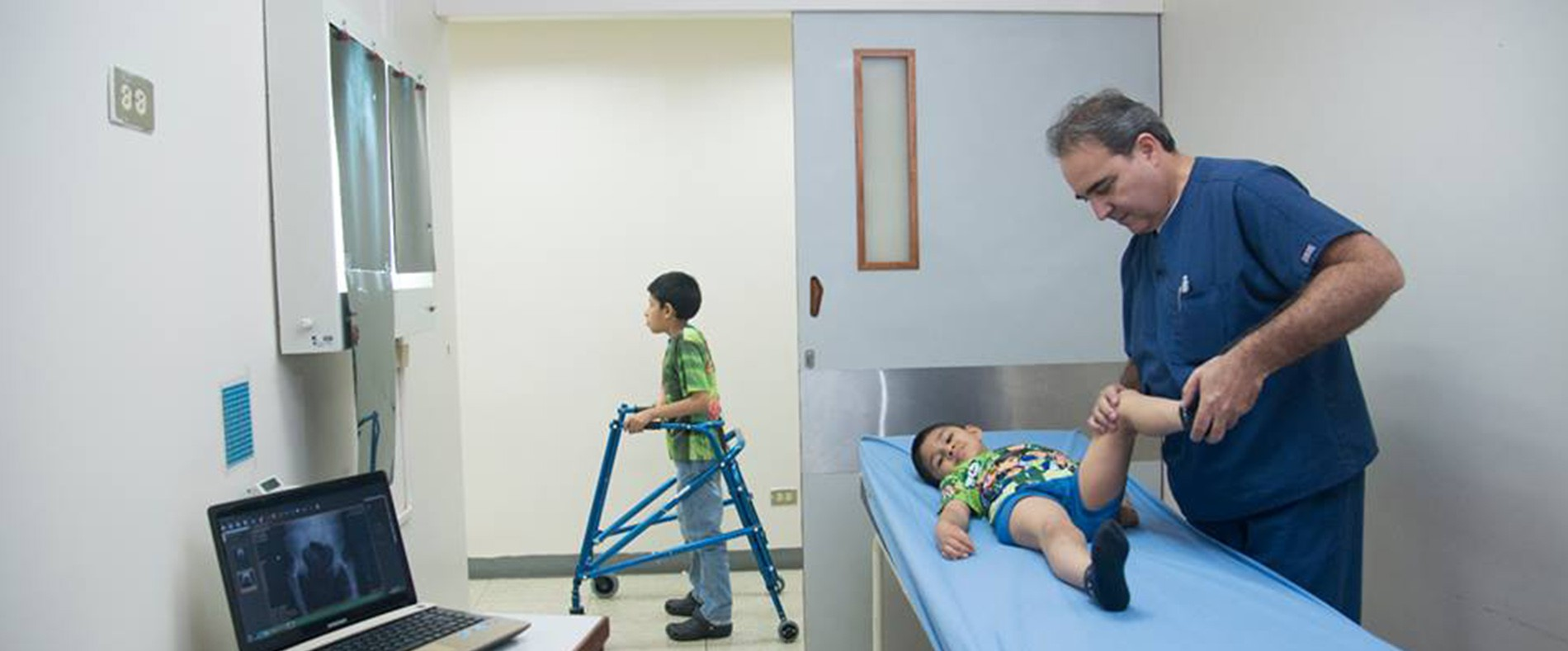 Improving the quality of life of children and young people with musculoskeletal pathologies