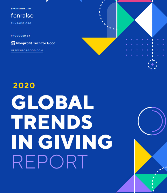 GLOBAL TRENDS IN GIVING REPORT 2020