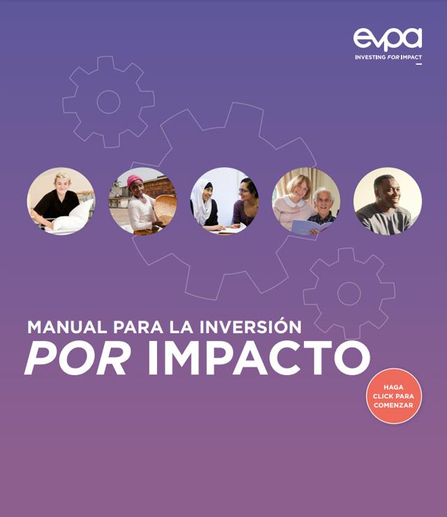 MANUAL PARA LA INVERSIÓN POR IMPACTO