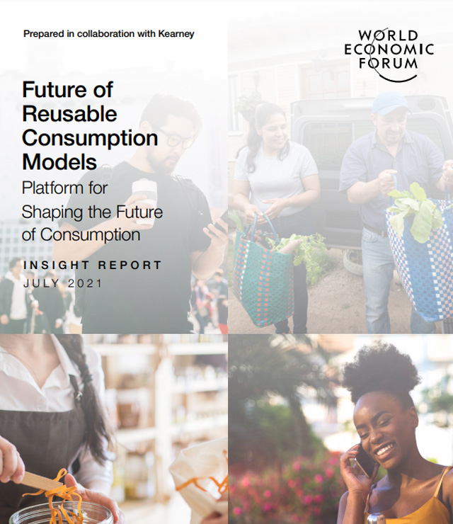 Future of Reusable Consumption Models Platform for Shaping the Future of Consumption
