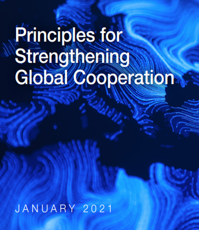 Principles for Strengthening Global Cooperation
