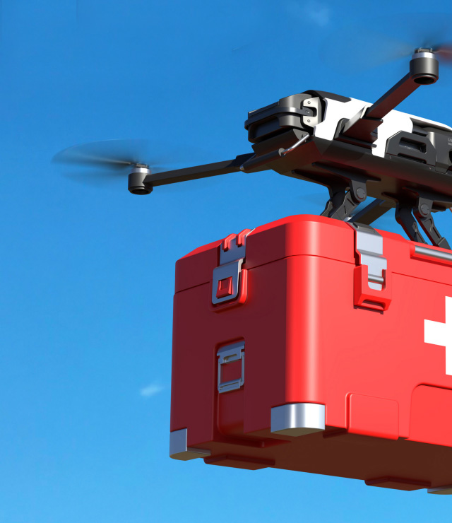 Medicine from the Sky Opportunities and Lessons from Drones in Africa