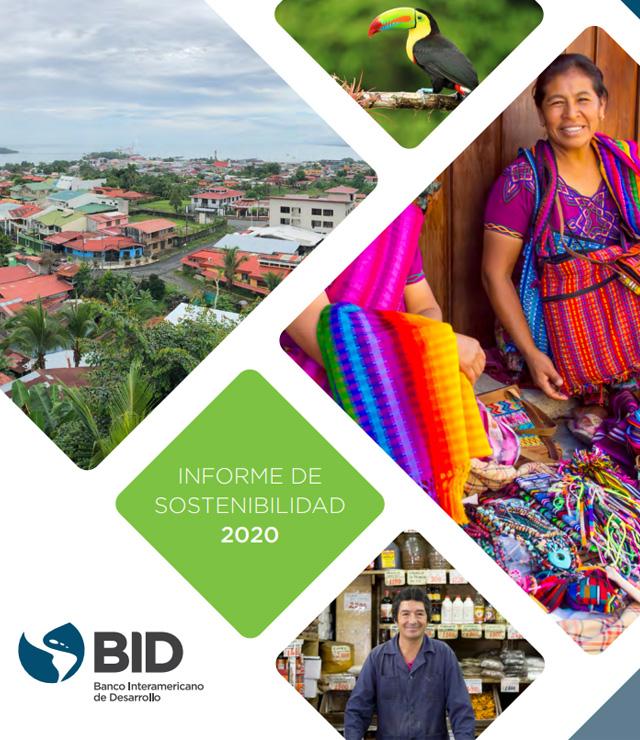 Banco Interamericano de Desarrollo Informe de Sostenibilidad 2020
